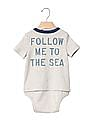 GAP Baby Sea Life Body Double