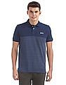 Aeropostale Regular Fit Printed Polo Shirt