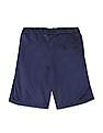 Cherokee Blue Boys Colour Block Active Shorts