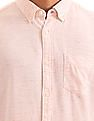 Aeropostale Button Down Slub Shirt