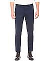 Flying Machine Super Slim Fit Cotton Stretch Trousers