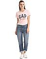 GAP Slim Boyfriend Fit Stone Wash Jeans