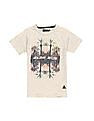 Cherokee Boys Printed Front Speckled T-Shirt