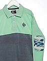 FM Boys Boys Regular Fit Polo Shirt