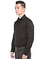 Arrow Regular Fit Jacquard Shirt