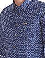 U.S. Polo Assn. Denim Co. Slim Fit Printed Shirt