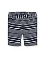 The Children's Place Boys Striped Woven Chino Shorts