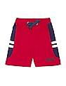 Cherokee Boys Panelled Cotton Shorts