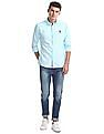 U.S. Polo Assn. Regular Fit Button Down Collar Shirt