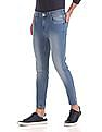 Flying Machine Mankle Slim Fit Mid Rise Jeans