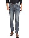 Ed Hardy Stone Wash Super Slim Fit Jeans