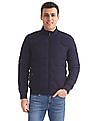 Arrow Sports Long Sleeve Quilted Jacket